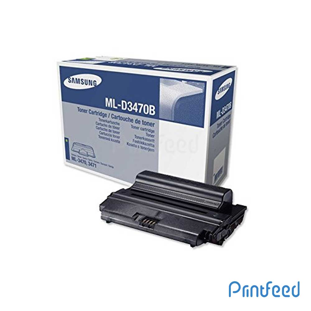 Samsung ML-D3470B Toner Cartridge