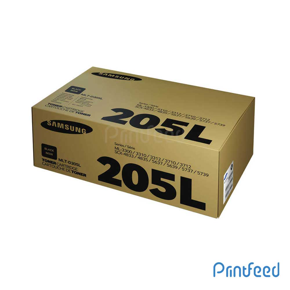 Samsung MLT-D205L Toner Cartridge