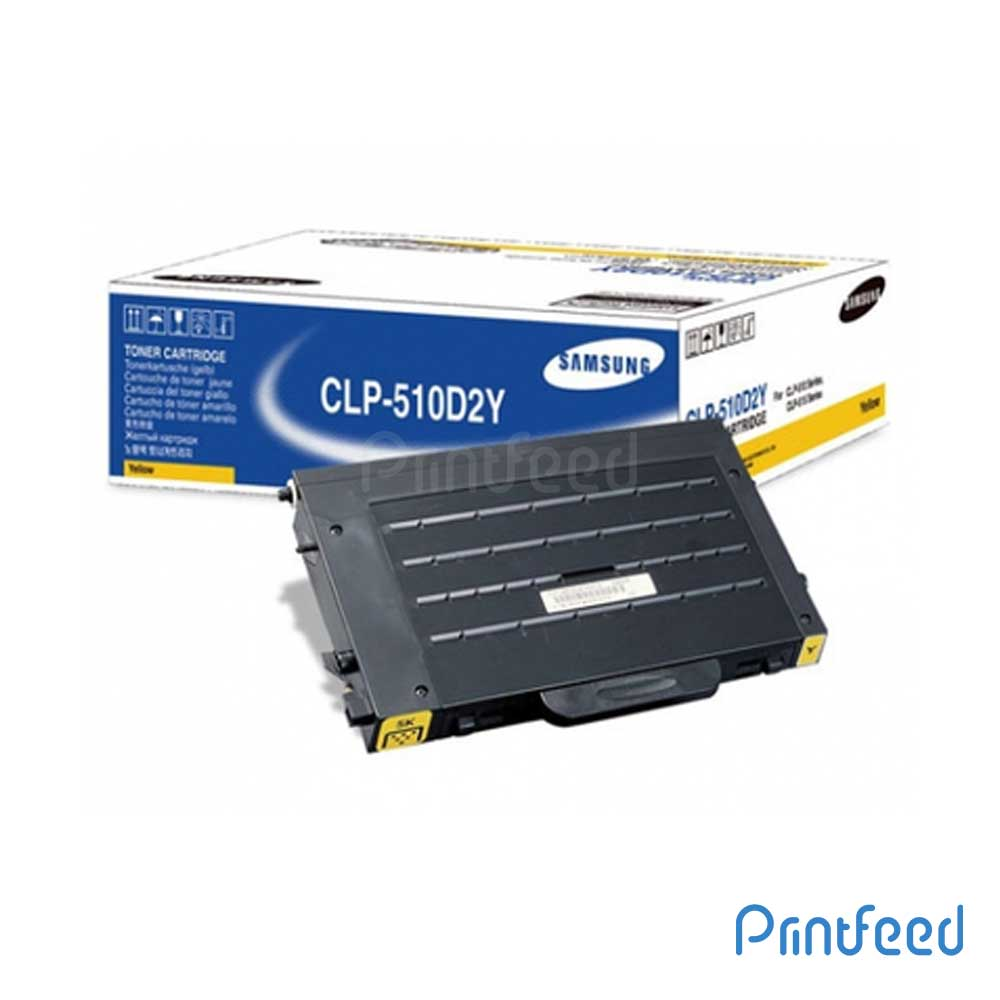 Samsung CLP-510D2Y Toner Cartridge