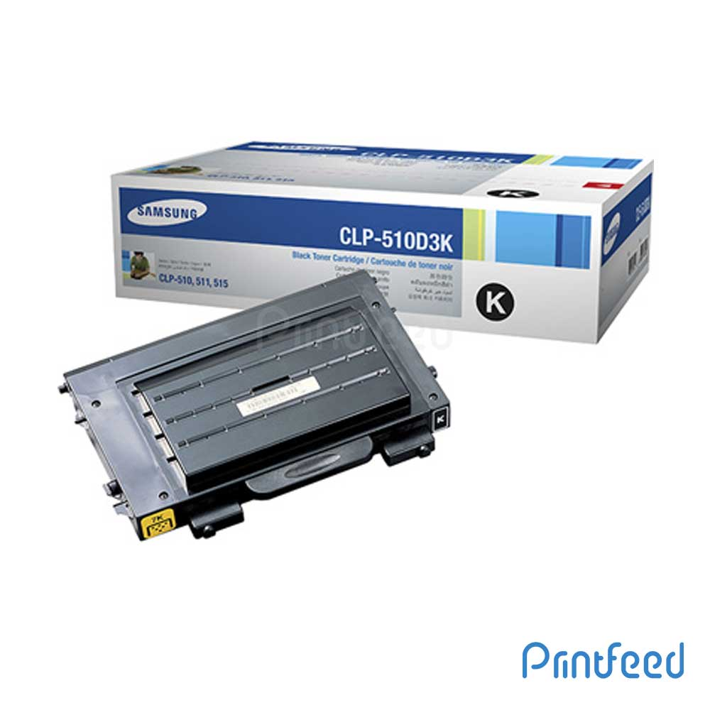 Samsung CLP-510D3K Toner Cartridge