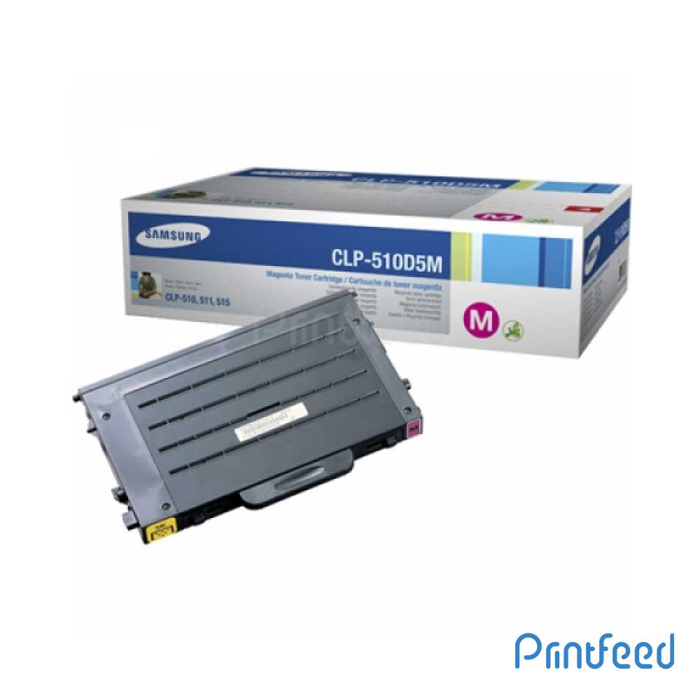 Samsung CLP-510D5M Toner Cartridge