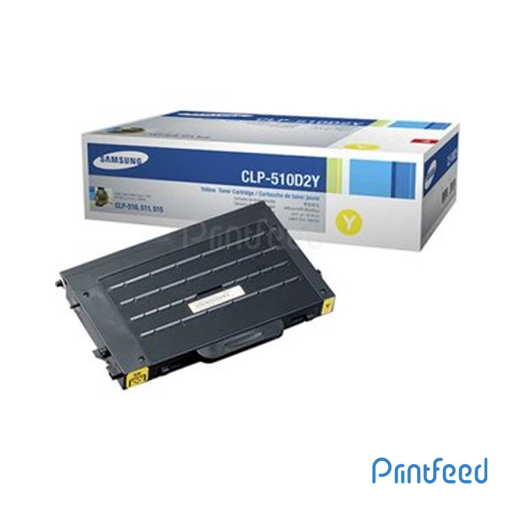 Samsung CLP-510D5Y Toner Cartridge