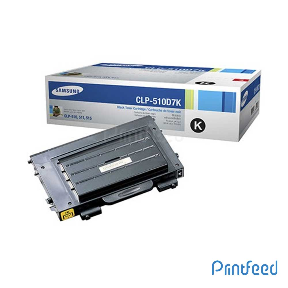 Samsung CLP-510D7K Toner Cartridge