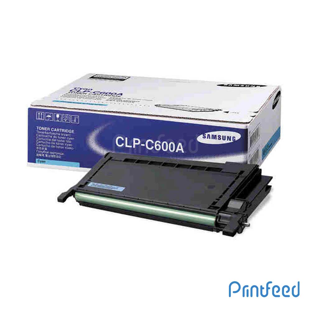 Samsung CLP-C600A Toner Cartridge