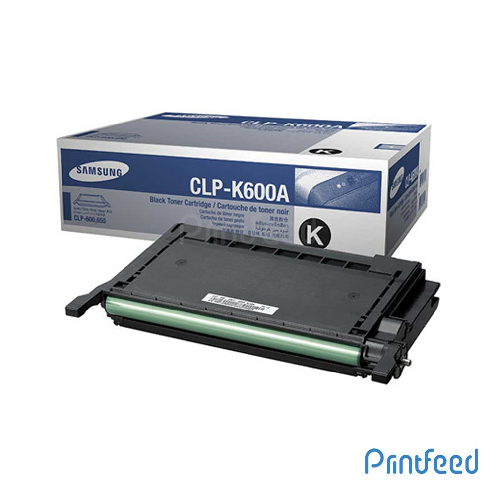 Samsung CLP-K600A Toner Cartridge