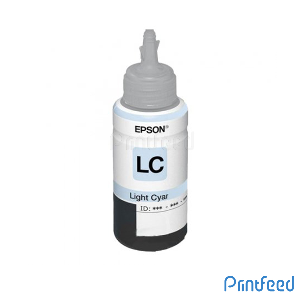 Epson T6735 LIGHT Cyan Ink BOTTLE 70ML