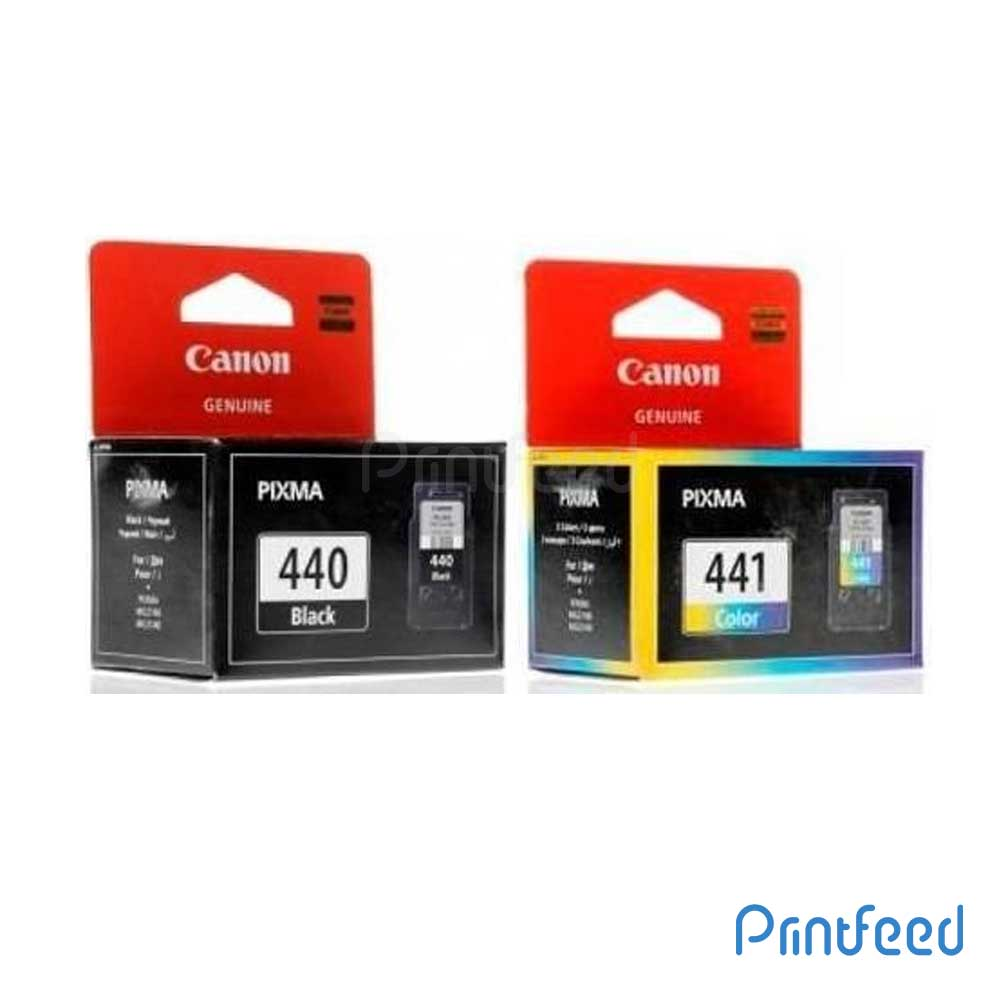 Canon PG-440 / CL-441 ink Cartridge Pack