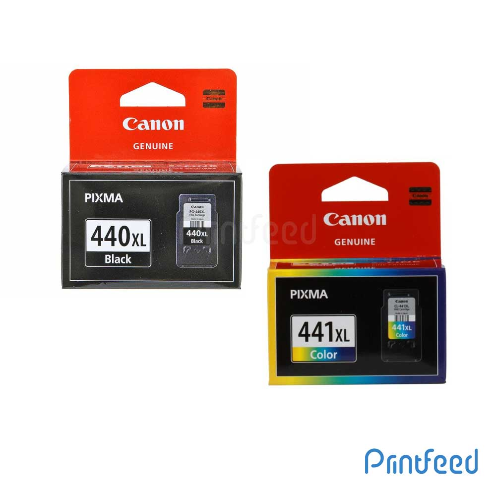 Canon PG-440XL / CL-441XL ink Cartridge Pack