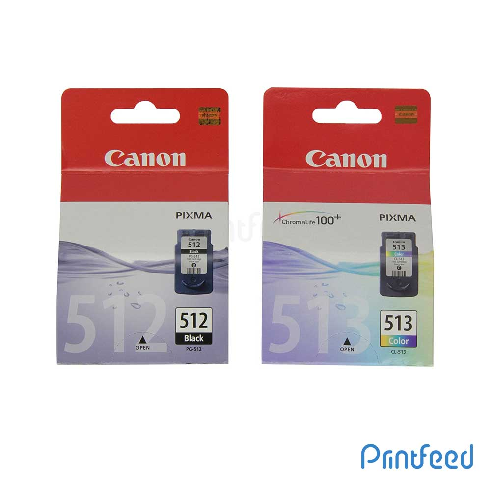 Canon PG-512 / CL-513 ink Cartridge Pack
