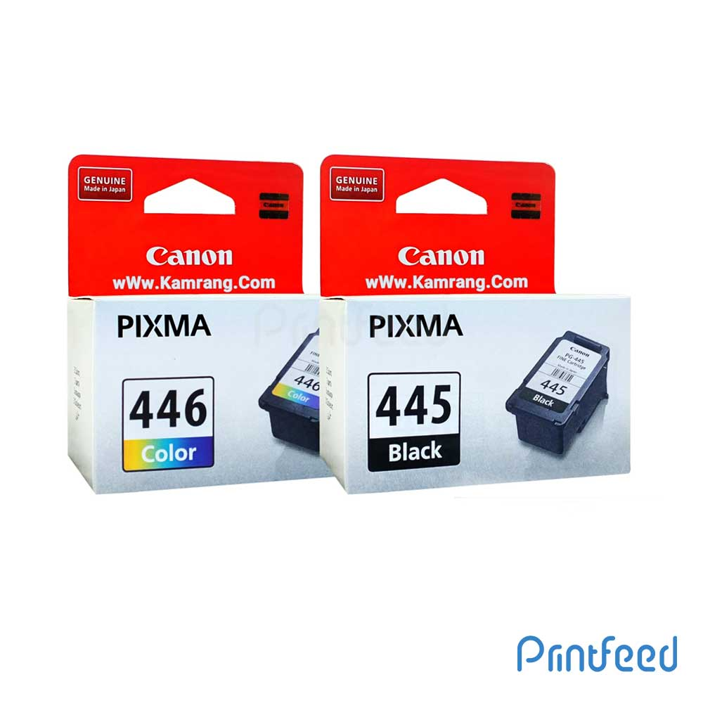 Canon PG-445 / CL-446 ink Cartridge Pack