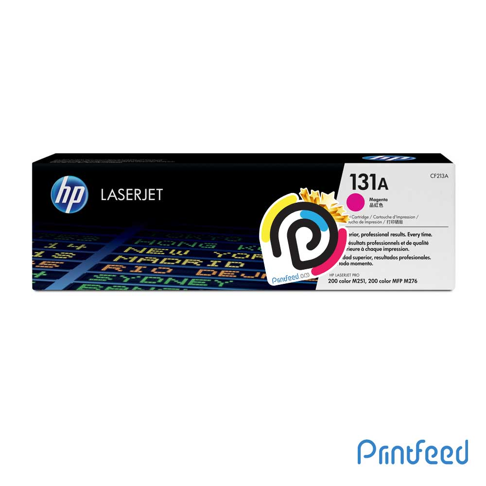 HP 131A ColorLaser Magenta Compatible Cartridge
