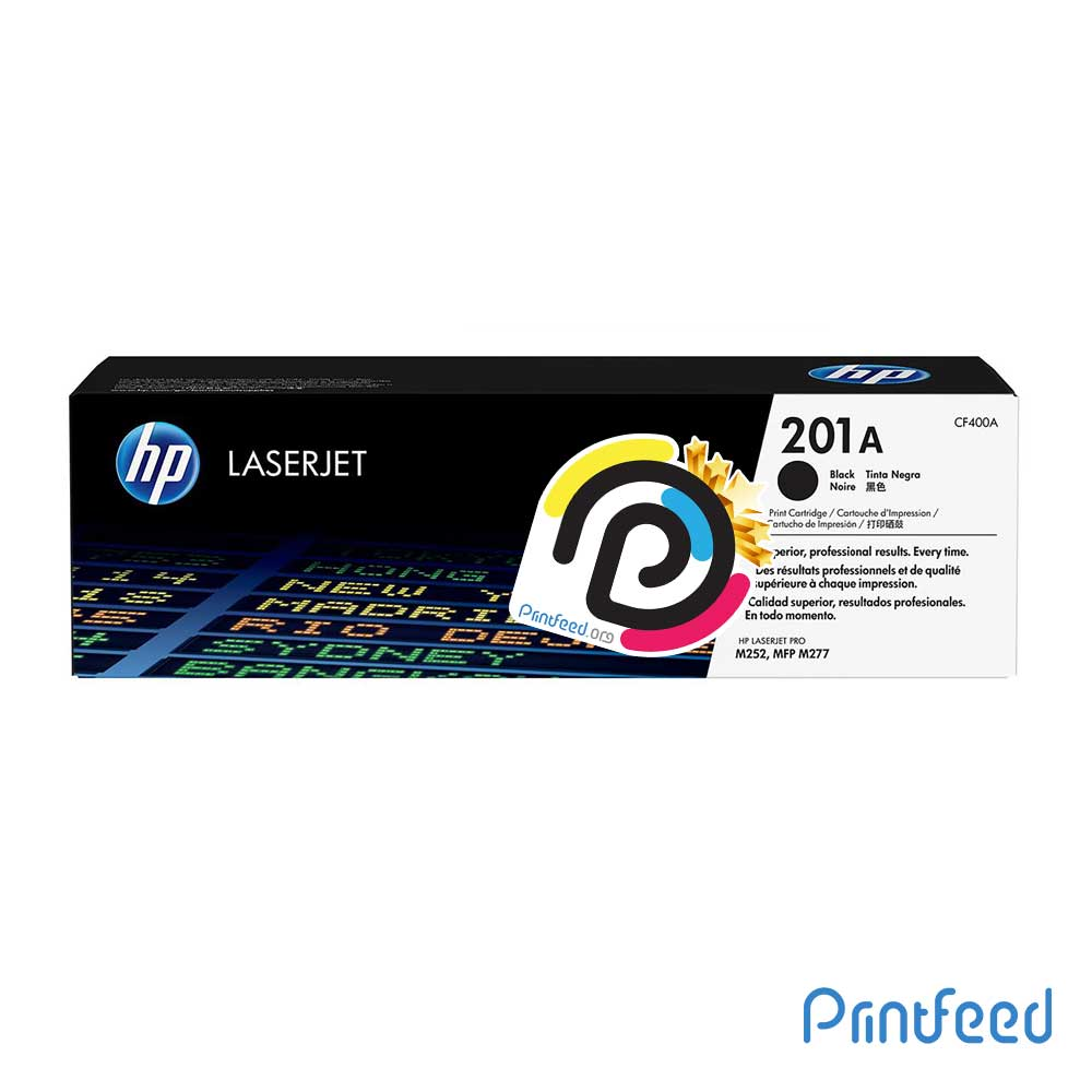 HP 201A ColorLaser Black Compatible Cartridge
