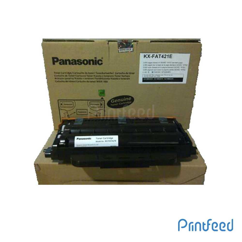 Panasonic KX-FAT421E Toner Cartridge
