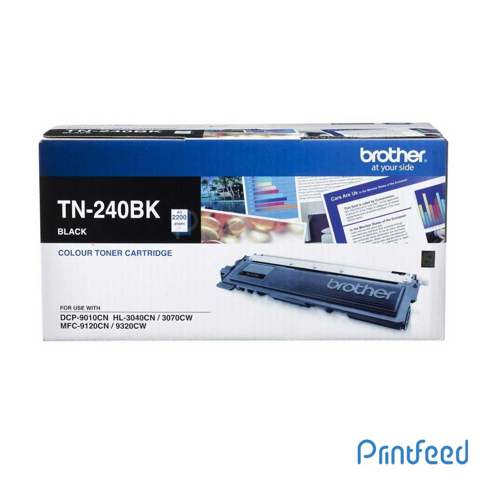 Brother TN-240 Black Laser Toner Cartridge