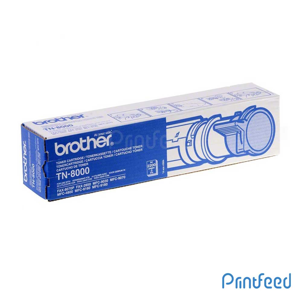 Brother TN-8000 Laser Toner Cartridge