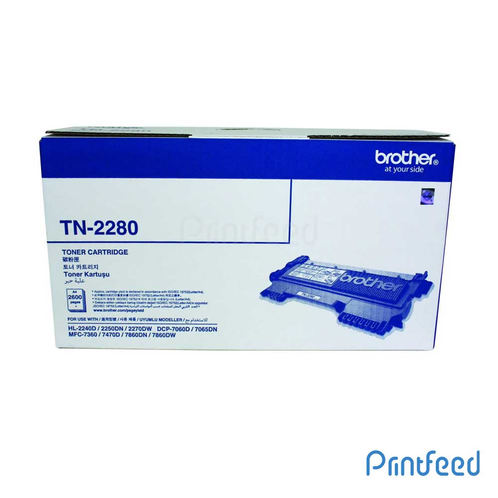 Brother TN-2280 Laser Toner Cartridge