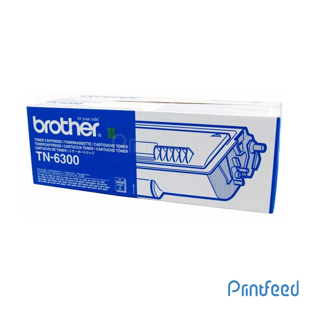 Brother TN-6300 Laser Toner Cartridge