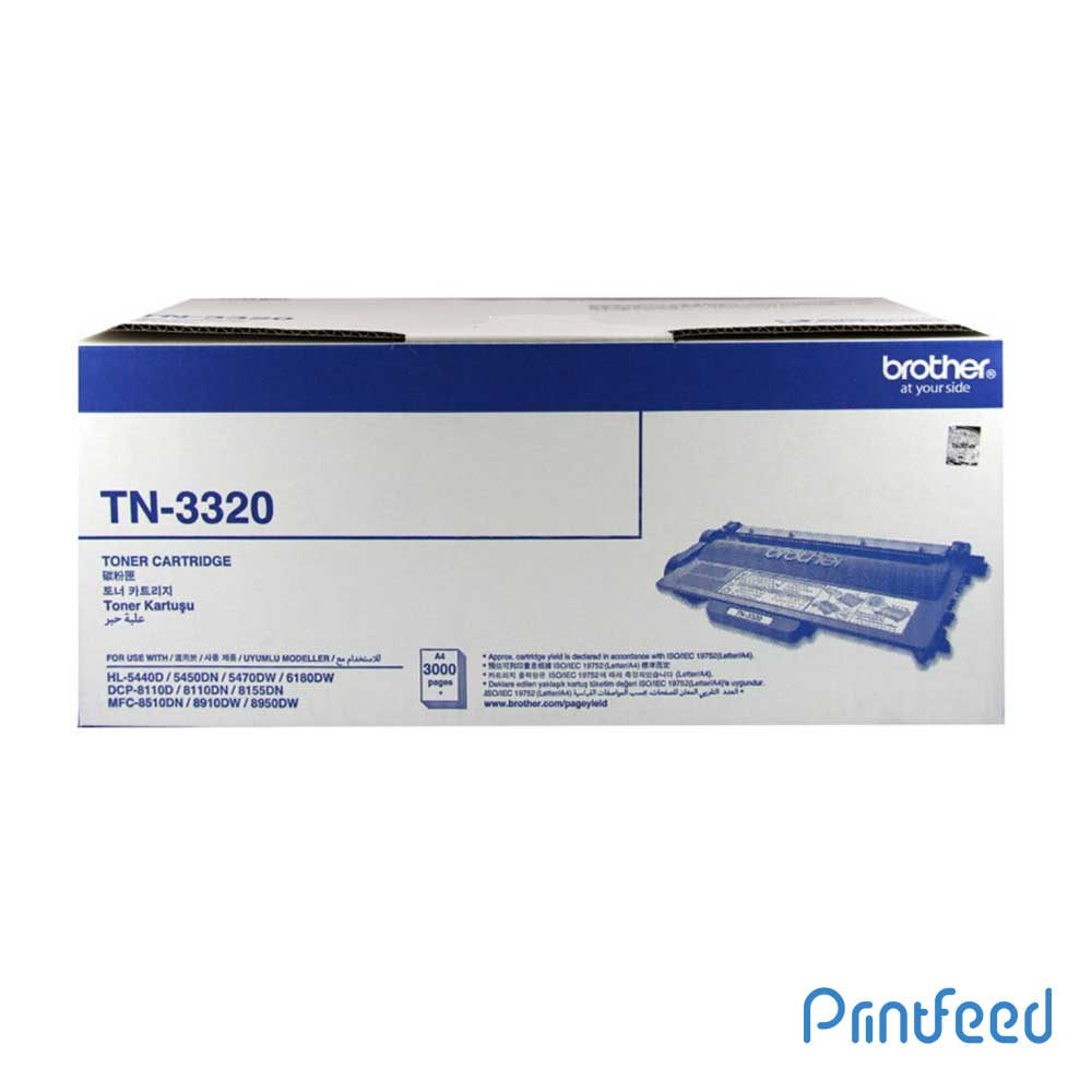 Brother TN-3320 Laser Toner Cartridge