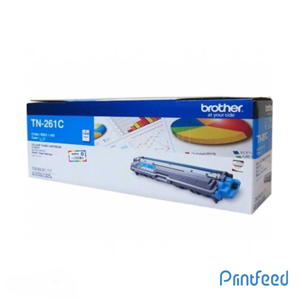 Brother TN-261 Cyan Laser Toner Cartridge