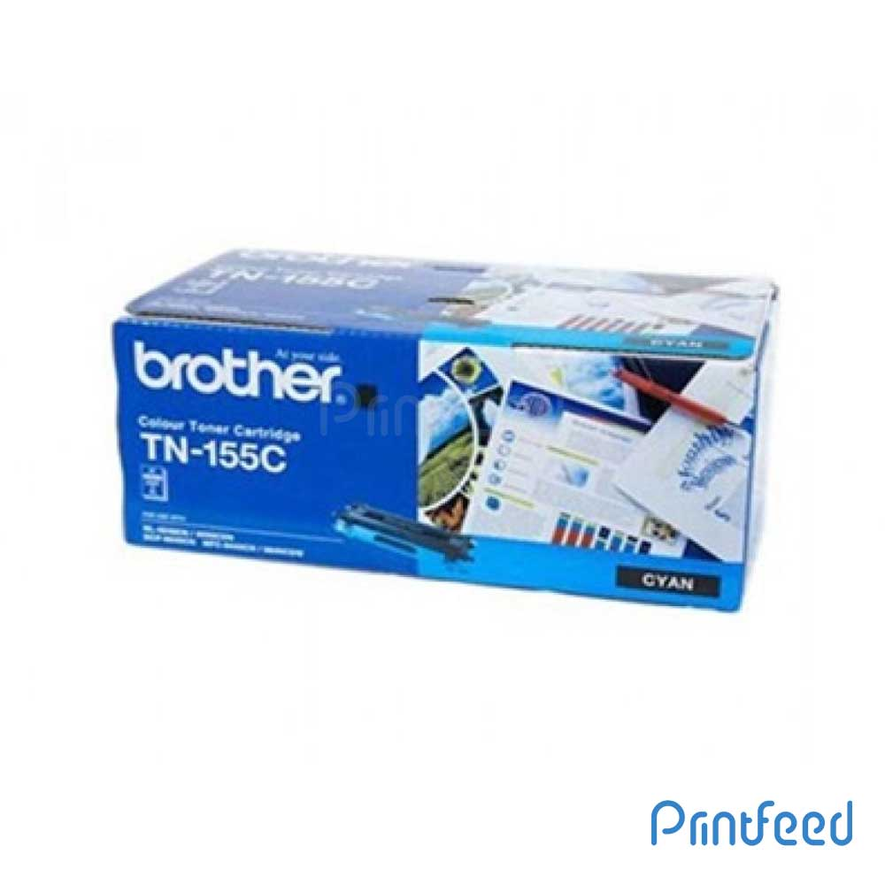 Brother TN-155 Cyan Laser Toner Cartridge
