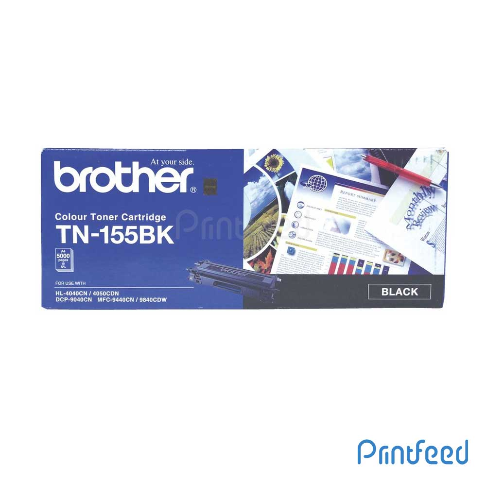 Brother TN-155 Black Laser Toner Cartridge