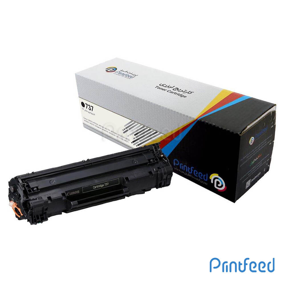 Canon 737 Laser Compatible Cartridge
