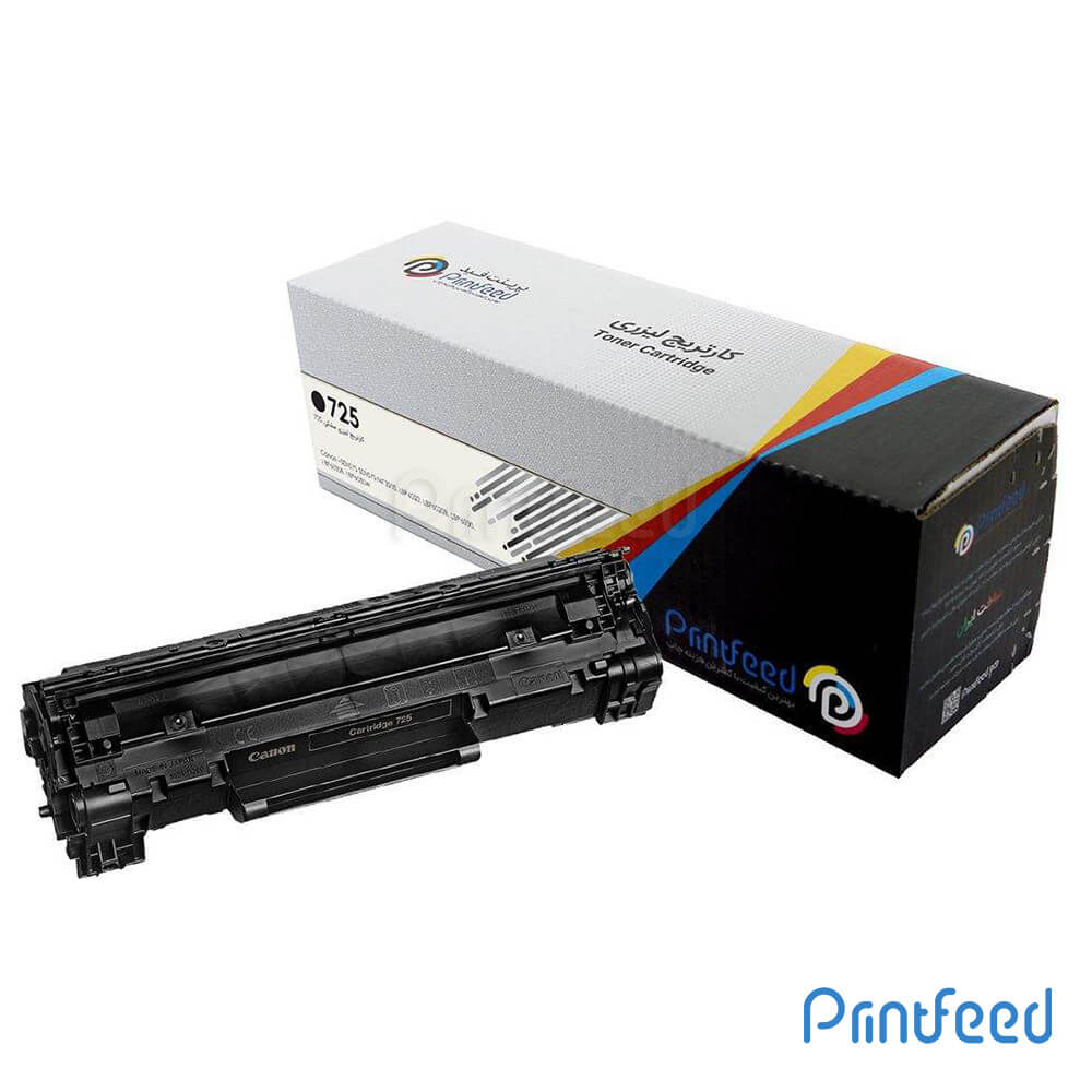 Canon CRG 725 Black Toner Compatible Cartridge