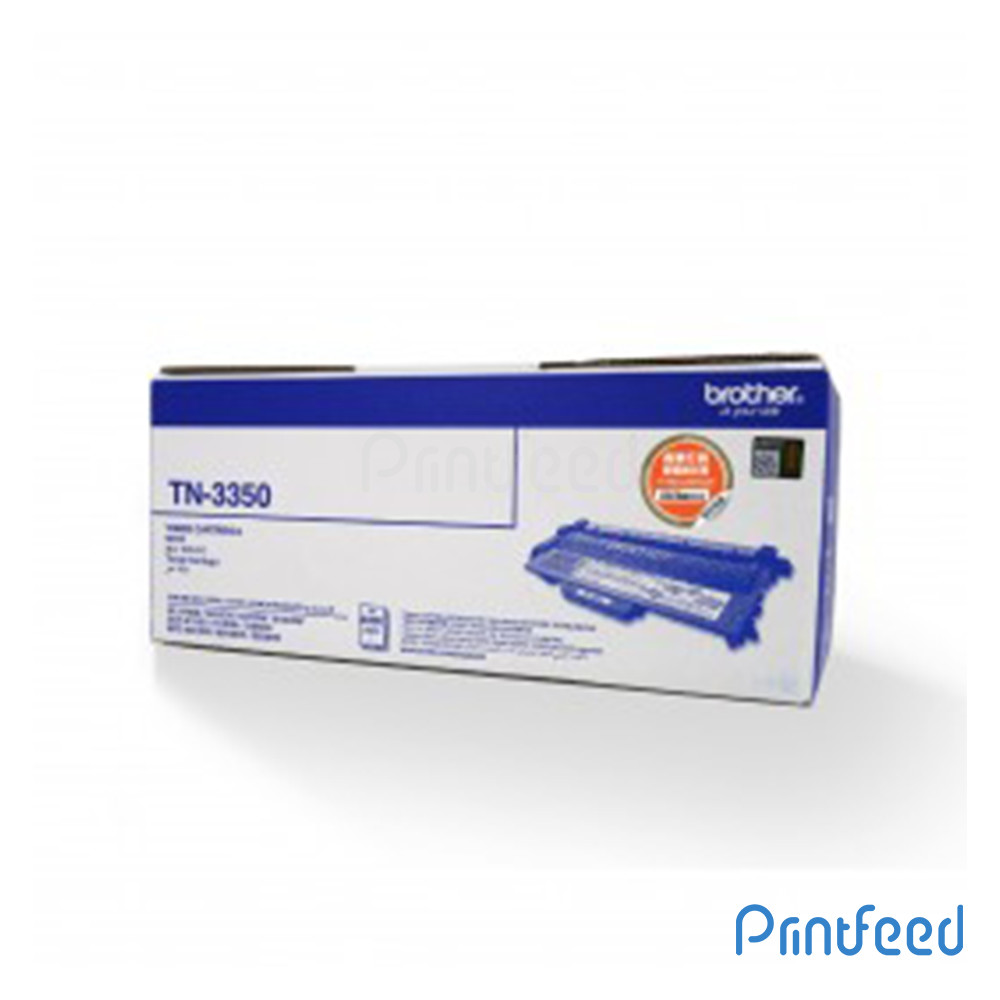 Brother TN-3350 Black Laser Compatible Cartridge
