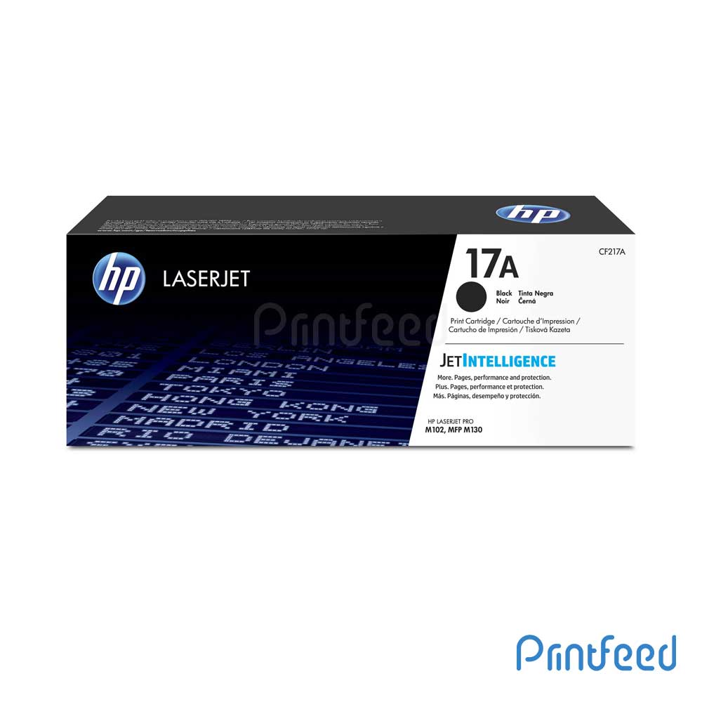 HP Laserjet 17A Black compatible cartridge