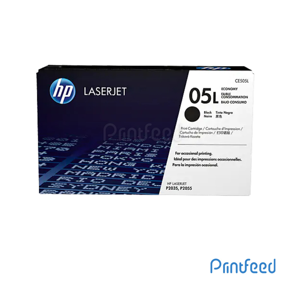 HP Laserjet 05L Black cartridge
