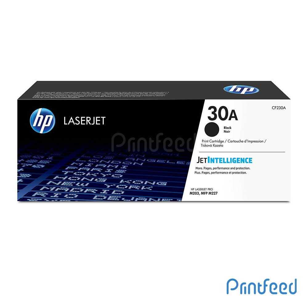 HP LaserJet 30A Black Compatible Cartridge