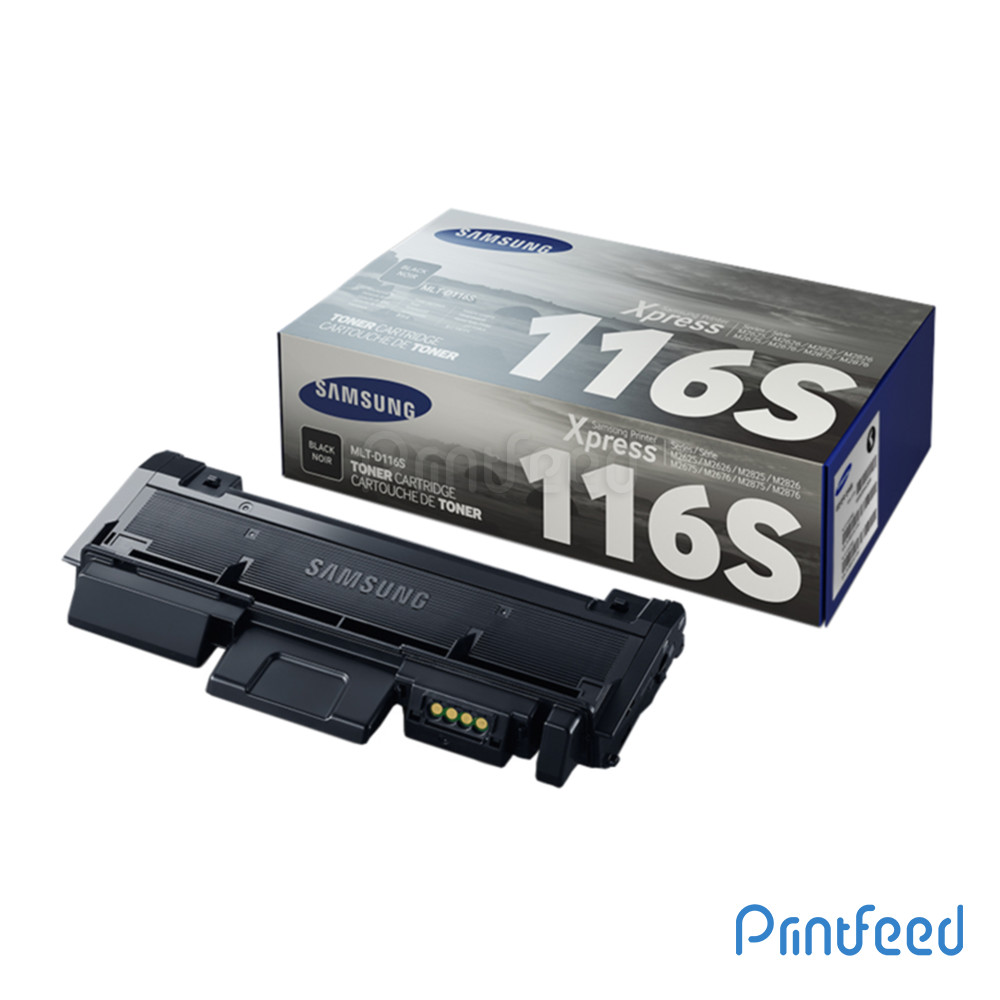 Samsung MLT-D116S Toner Cartridge
