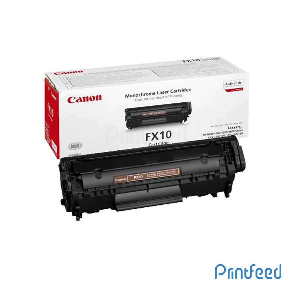 CANON FX10 Laser Compatible Cartridge